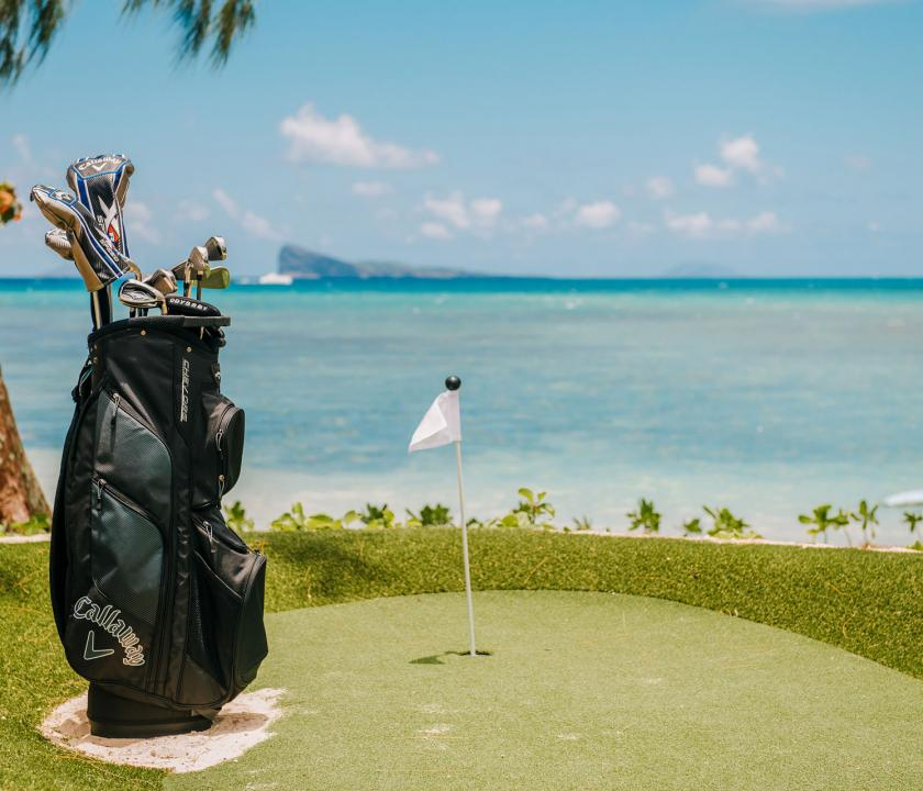 Canonnier Beachcomber Golf Resort & Spa - golfozási lehetőség (Mauritiusi utazások)