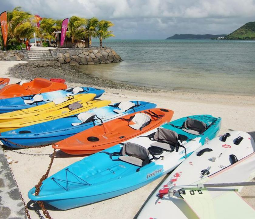 Laguna Beach Hotel & Spa - vizi sportok (Mauritiusi utazások)