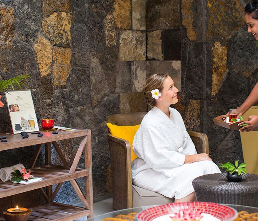 Maritim Crystals Beach Hotel - spa (Mauritiusi utazások)