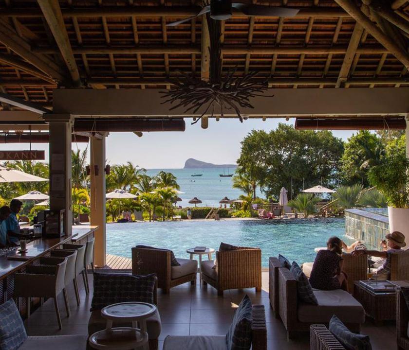 Zilwa Attitude - bár (Mauritiusi utazások)