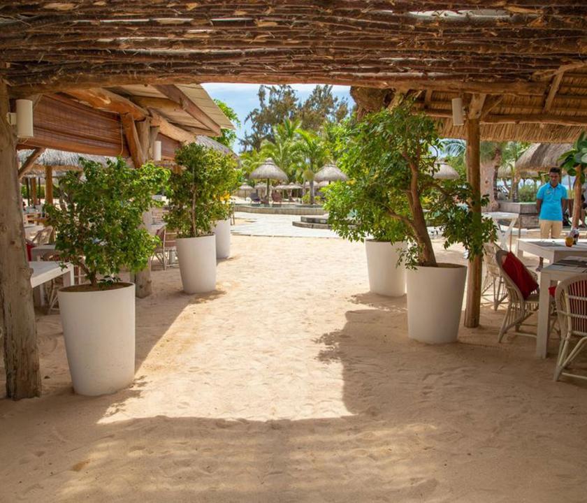 Zilwa Attitude - étterem (Mauritiusi utazások)