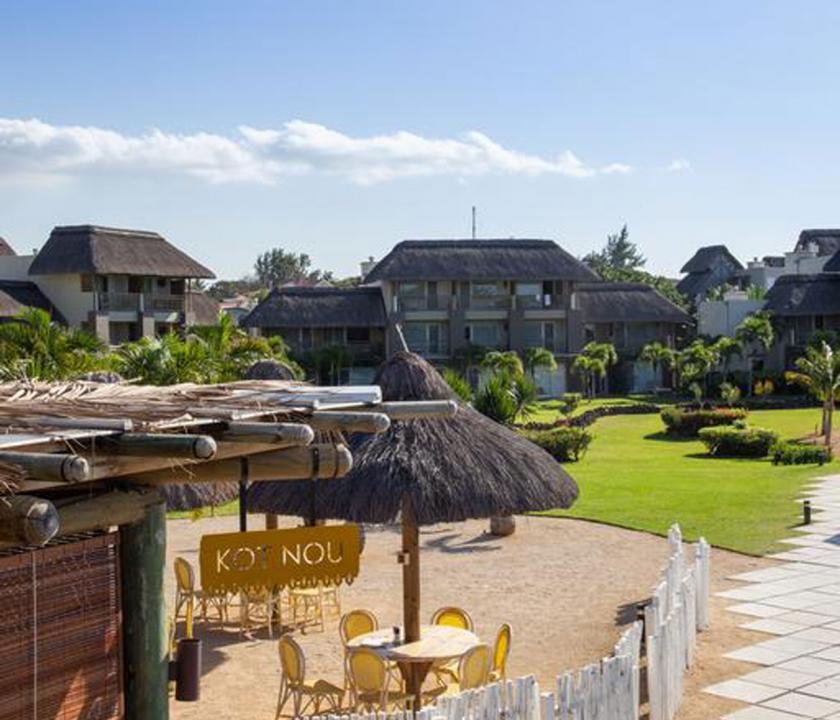 Zilwa Attitude - kert (Mauritiusi utazások)