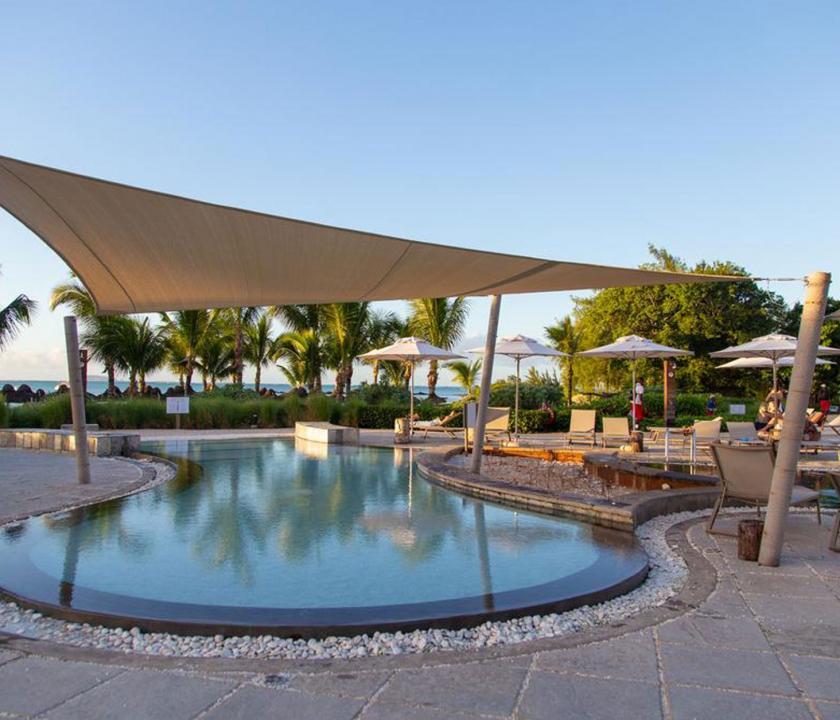 Zilwa Attitude - medence (Mauritiusi utazások)