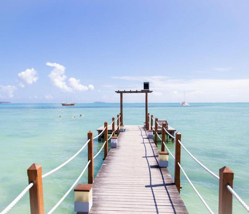 Zilwa Attitude - kikötő (Mauritiusi utazások)