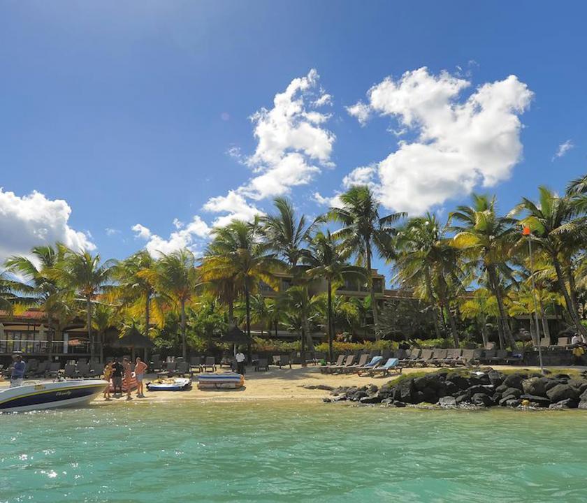 Mauricia Beachcomber Resort & Spa - part (Mauritiusi utazások)