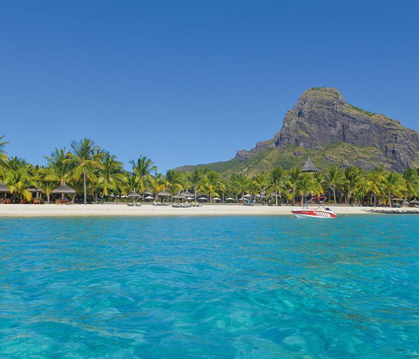 Paradis Beachcomber Golf Resort & Spa - part (Mauritiusi utazások)