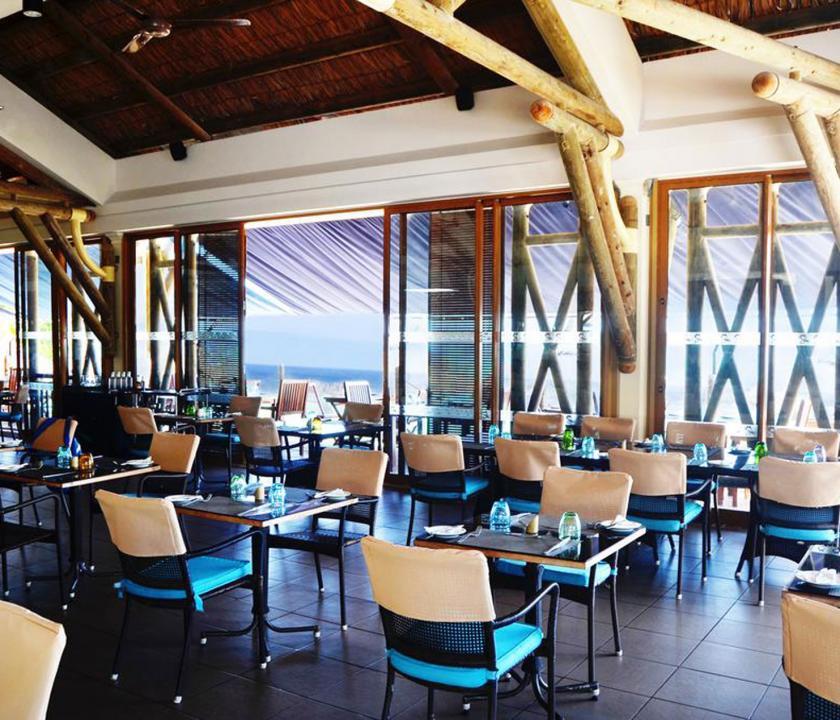 Pearle Beach Resort & Spa - étterem (Mauritiusi utazások)