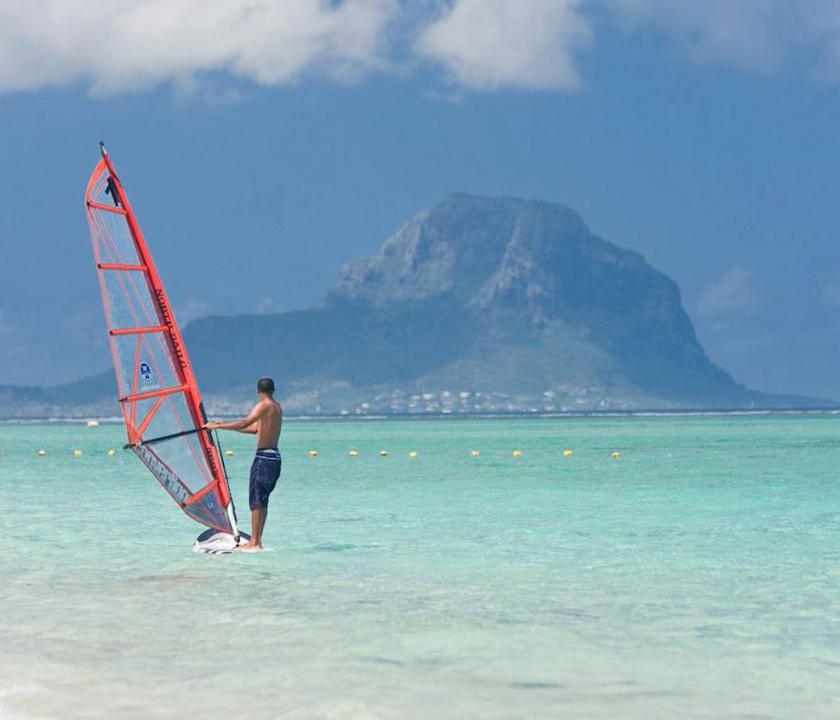 Pearle Beach Resort & Spa - vizi sportok (Mauritiusi utazások)