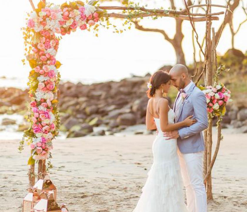 Tamarina Golf & Spa Boutique Hotel - esküvő (Mauritiusi utazások)