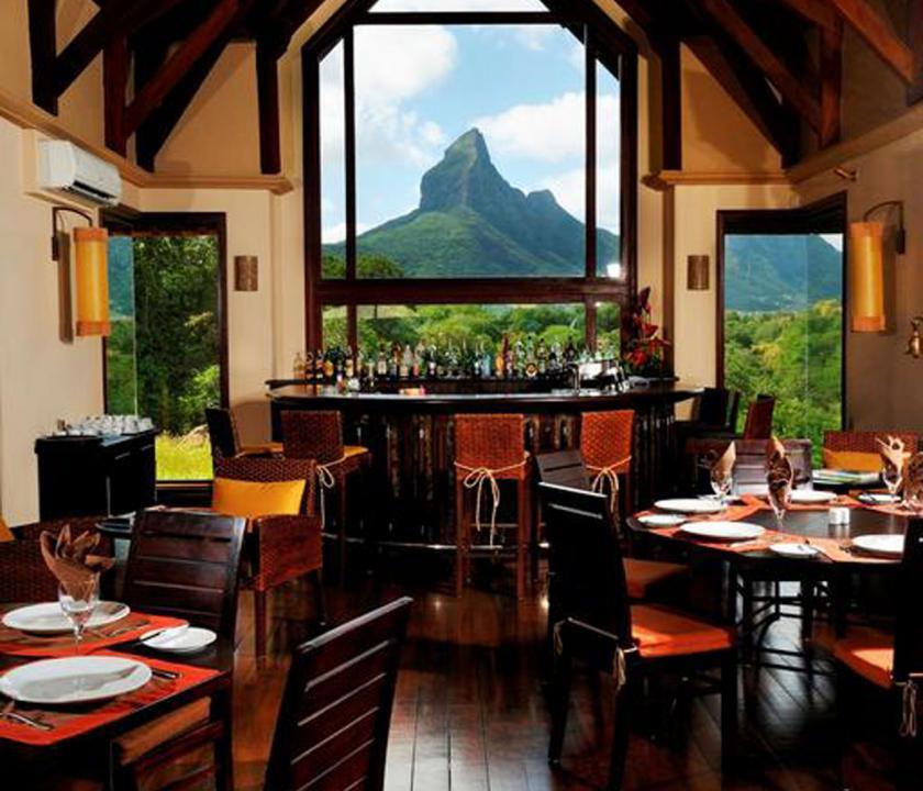 Tamarina Golf & Spa Boutique Hotel - étterem (Mauritiusi utazások)