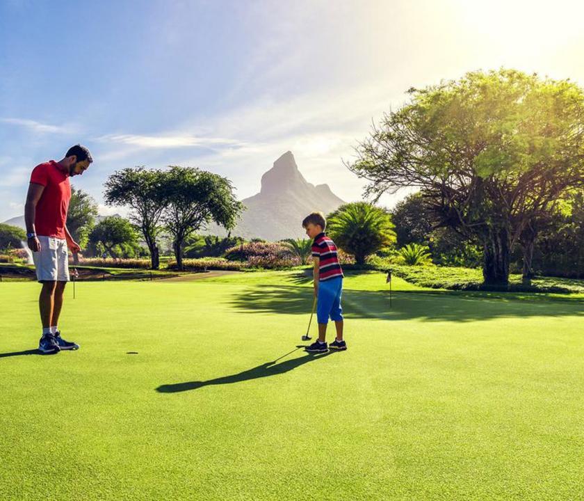 Tamarina Golf & Spa Boutique Hotel - golfozási lehetőség (Mauritiusi utazások)