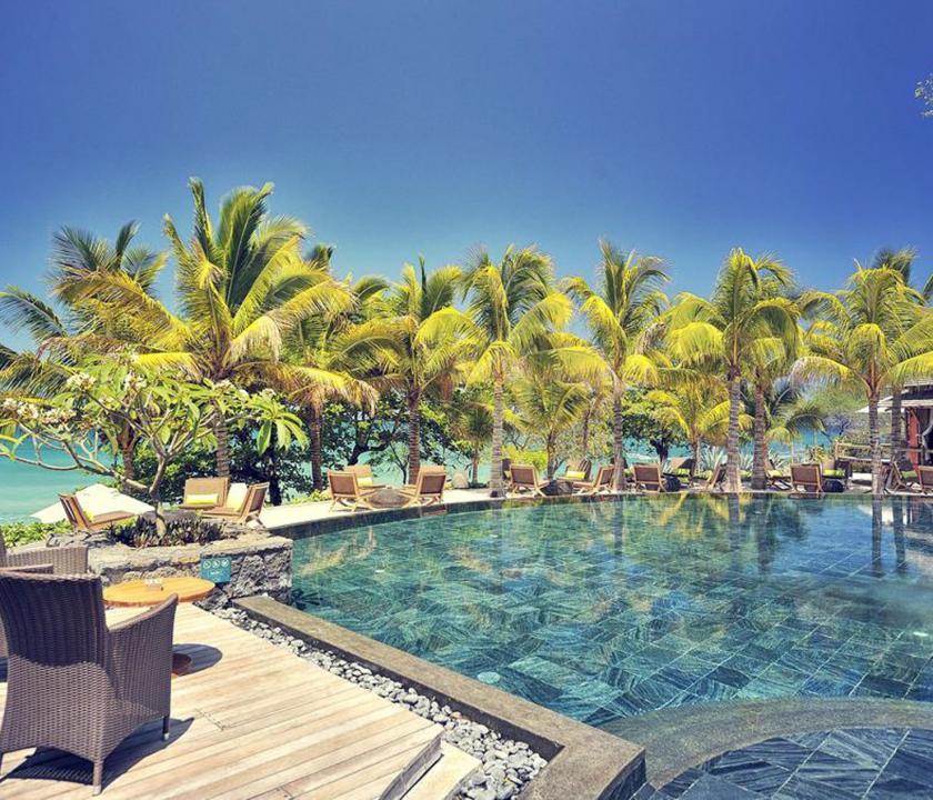 Tamarina Golf & Spa Boutique Hotel - medence (Mauritiusi utazások)