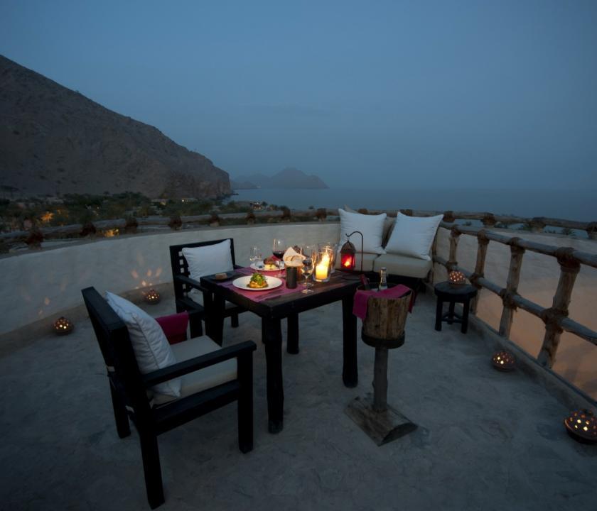 Six Senses Zighy Bay (Ománi utazások)