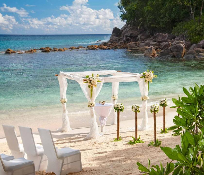 Avani Seychelles Barbarons Resort & Spa - esküvő (Seychelle szigeteki utazások)