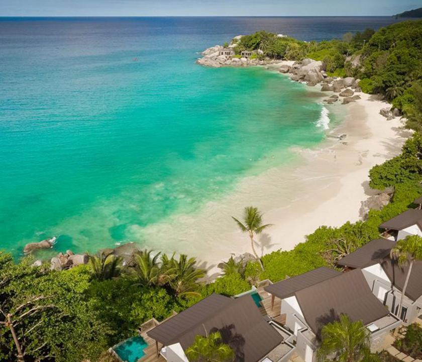 Carana Beach Hotel - part (Seychelle szigeteki utazások)