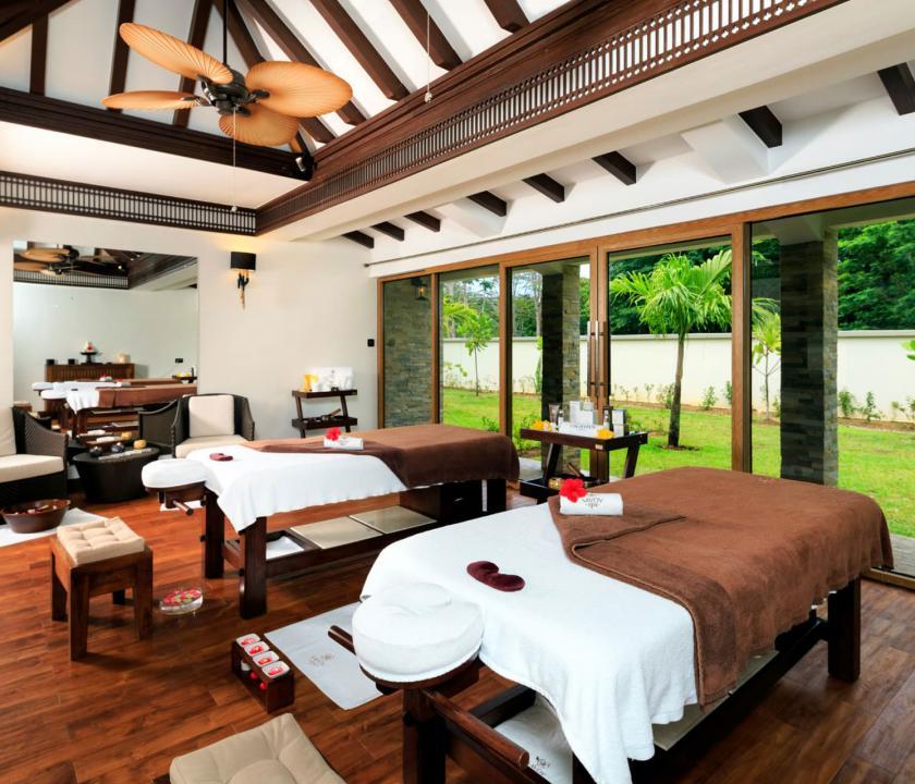 Savoy Resort & Spa - spa (Seychelle szigeteki utazások)