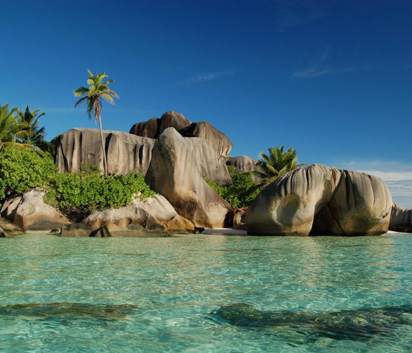 Indian Ocean Lodge - part (Seychelle szigeteki utazások)