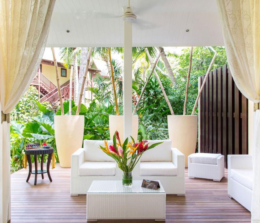 Paradise Sun Hotel - spa (Seychelle szigeteki utazások)