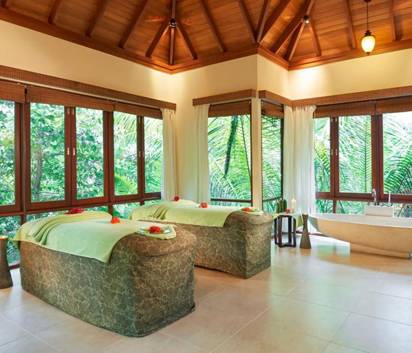 Hilton Seychelles Labriz Resort & Spa - spa (Seychelle szigeteki utazások)