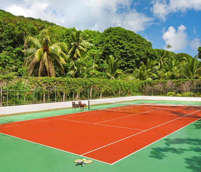 Hilton Seychelles Labriz Resort & Spa - teniszezési lehetőség (Seychelle szigeteki utazások)