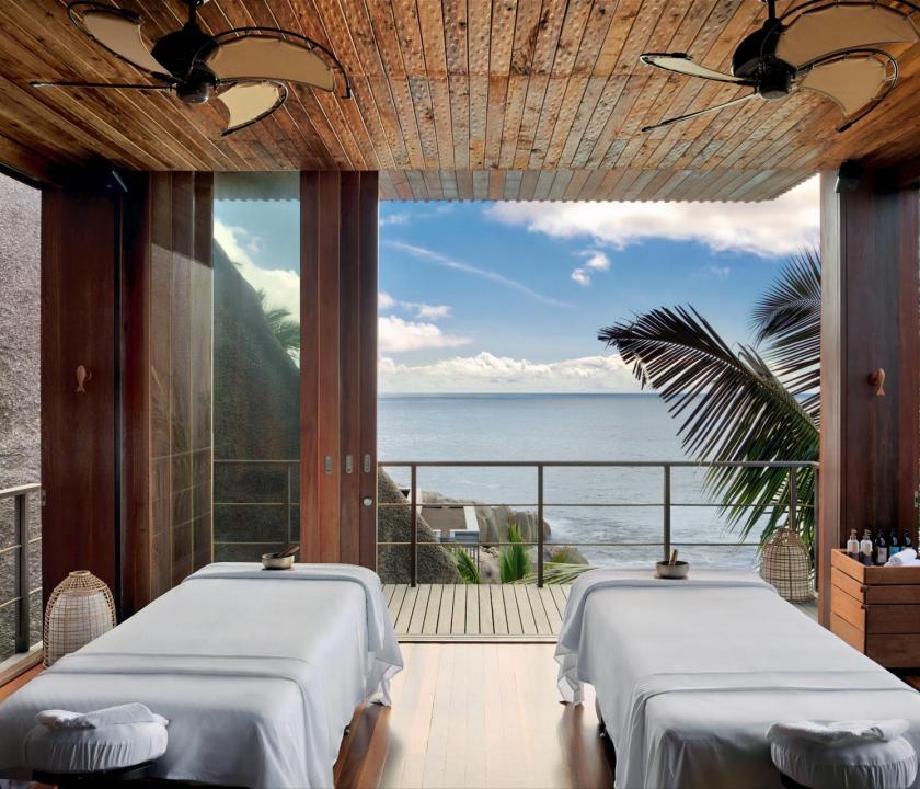 Six Senses Zil Pasyon Hotel - wellness (Seychelle szigeteki utazások)