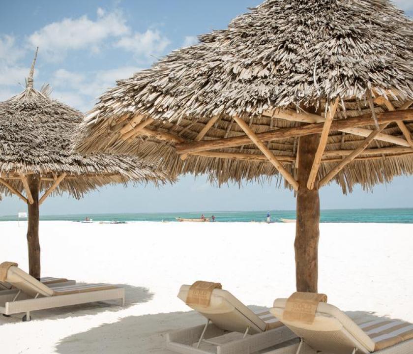 Gold Zanzibar Beach House & Spa (Zanzibári - Tanzániai utazások)