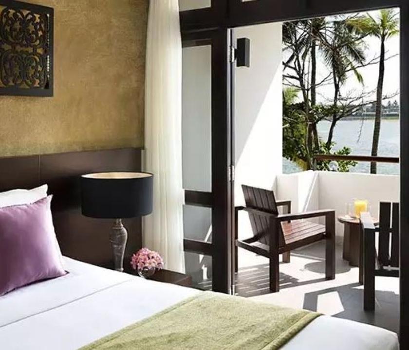 Avani Kalutara Resort / Avani Deluxe Lagoon view room (Sri Lanka - Utazás)