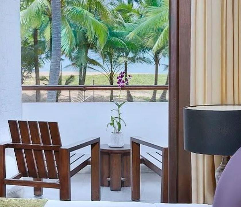 Avani Kalutara Resort / Avani Ocean view room (Sri Lanka - Utazás)