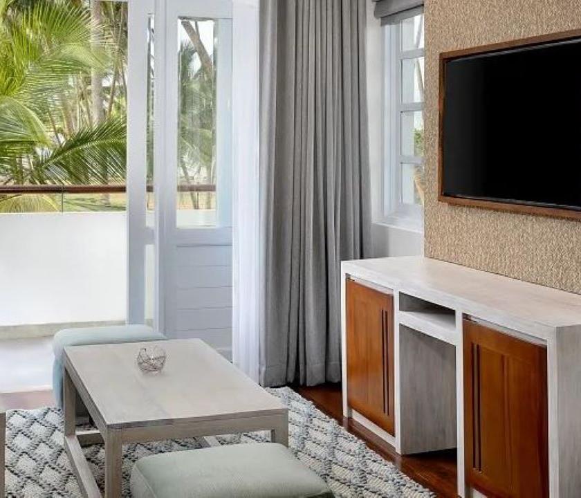 Avani Kalutara Resort / Avani Ocean View suite (Sri Lanka - Utazás)