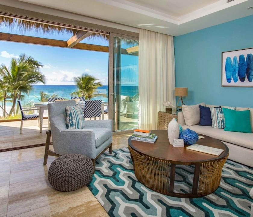 Eden Roc at Cap Cana / Beachfront 1 Bedroom Suite (Dominikai utazások)