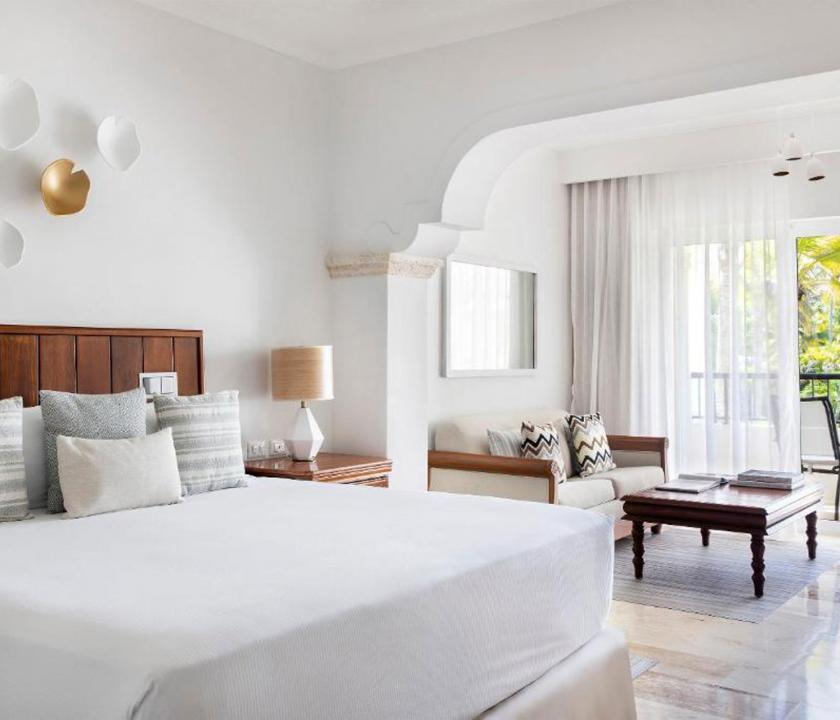 Paradisus Palma Real Golf & Spa Resort / Deluxe Junior Suite Garden view (KJR) (Dominikai utazások)