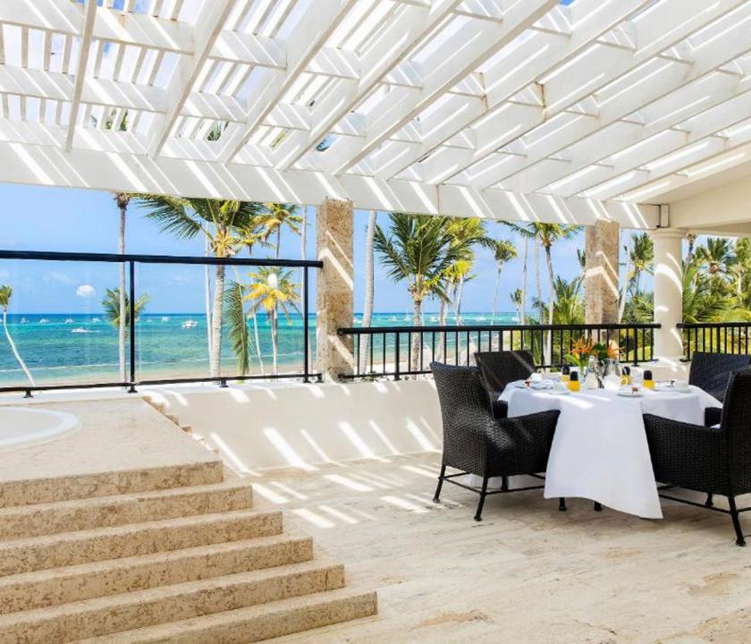 Paradisus Palma Real Golf & Spa Resort / Royal Service Imperial Romance Ocean Front (KJM) (Dominikai utazások)