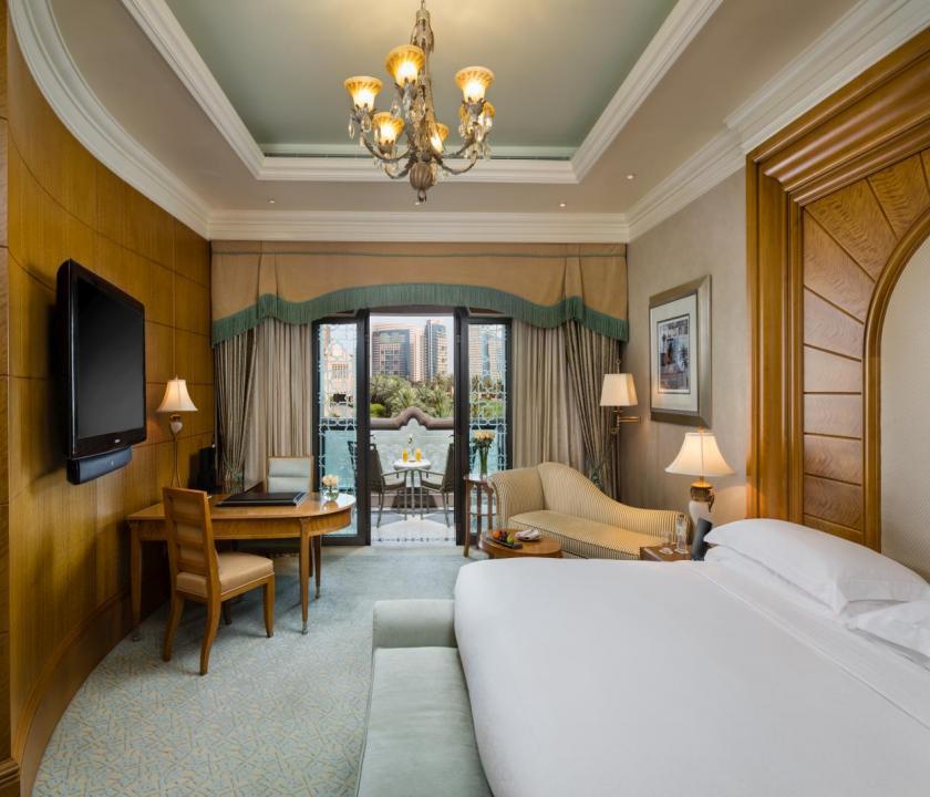 Emirates Palace / Coral room (Dubai utazások)
