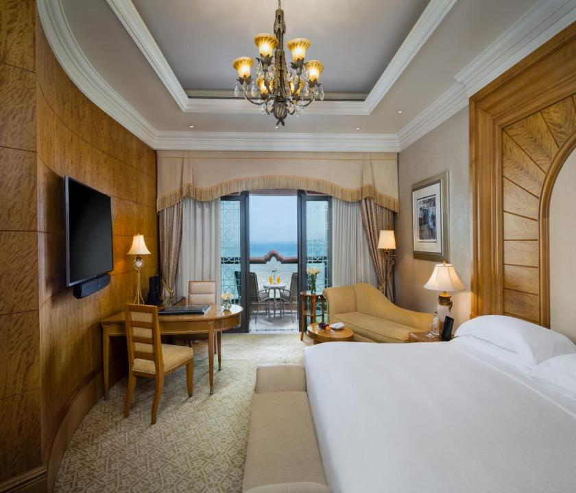 Emirates Palace / Diamond room (Dubai utazások)