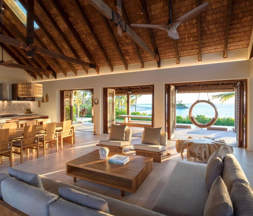 Six Senses Fiji / 2 Bedroom Beachfront Pool Residence (Fidzsi-szigeteki (Fiji) utazások)