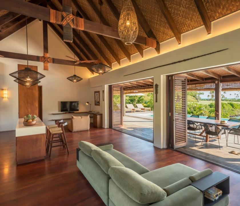 Six Senses Fiji / 3 Bedroom Marina Pool Residence (Fidzsi-szigeteki (Fiji) utazások)