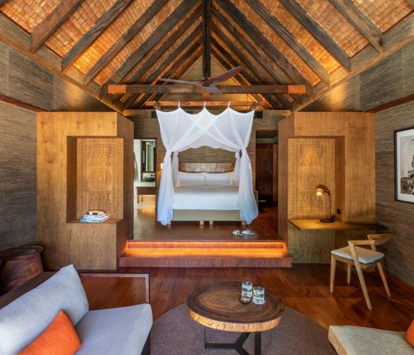 Six Senses Fiji / Hideaway Pool villa (Fidzsi-szigeteki (Fiji) utazások)