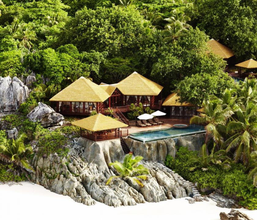 Fregate Island Private / Private Pool Residence (Seychelle szigeteki utazások)