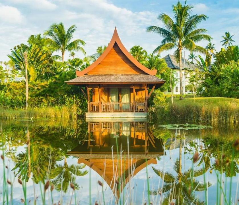 The Sanchaya Resort / Lawan Thai Villa (Indonézia-i utazások)