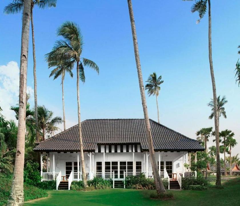 The Sanchaya Resort / 2 Bedroom Villa (Indonézia-i utazások)