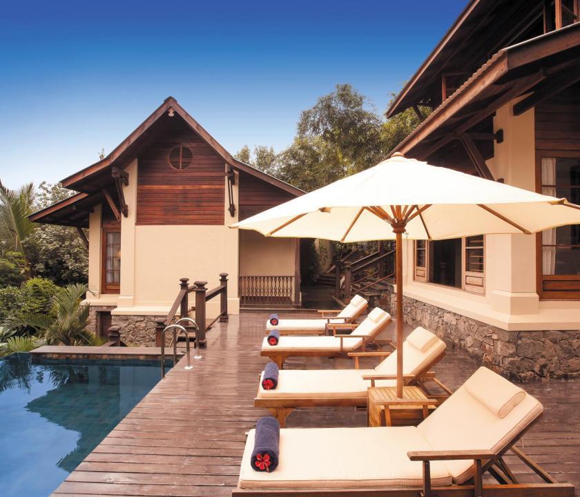 JA Enchanted Island Resort / Enchanted signature villa (Seychelle szigeteki utazások)