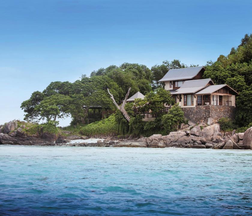 JA Enchanted Island Resort / Owner's Signature villa (Seychelle szigeteki utazások)