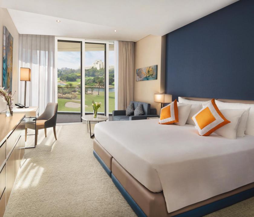 JA Lake View Hotel / Resort Course View room (Dubai utazások)
