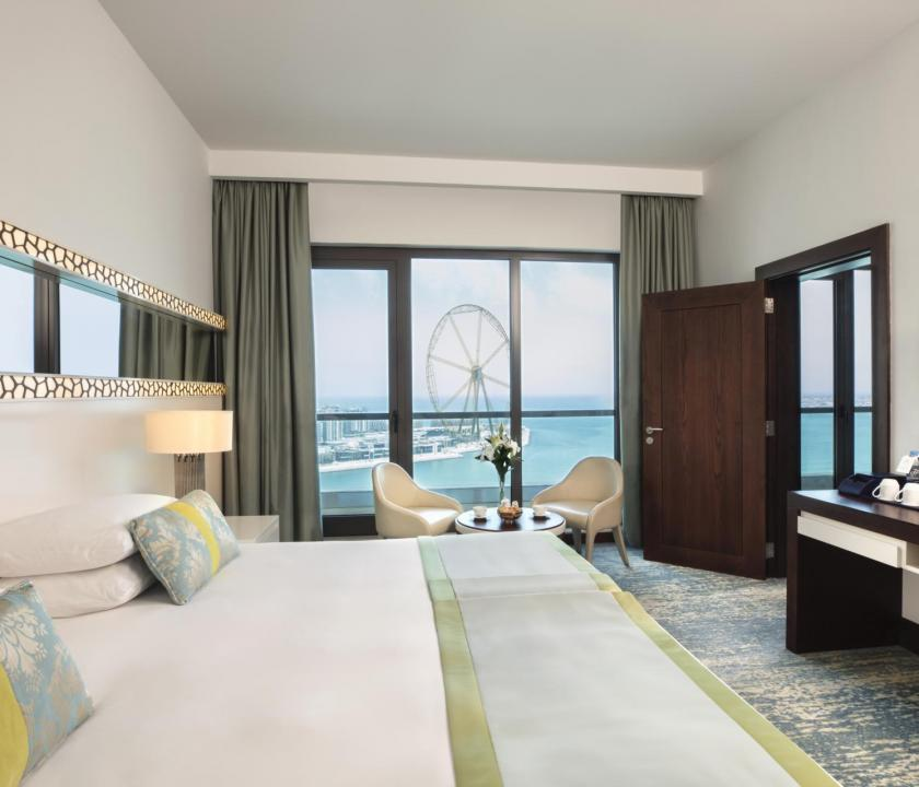 JA Ocean View Hotel / Family one bedroom suite (Dubai utazások)