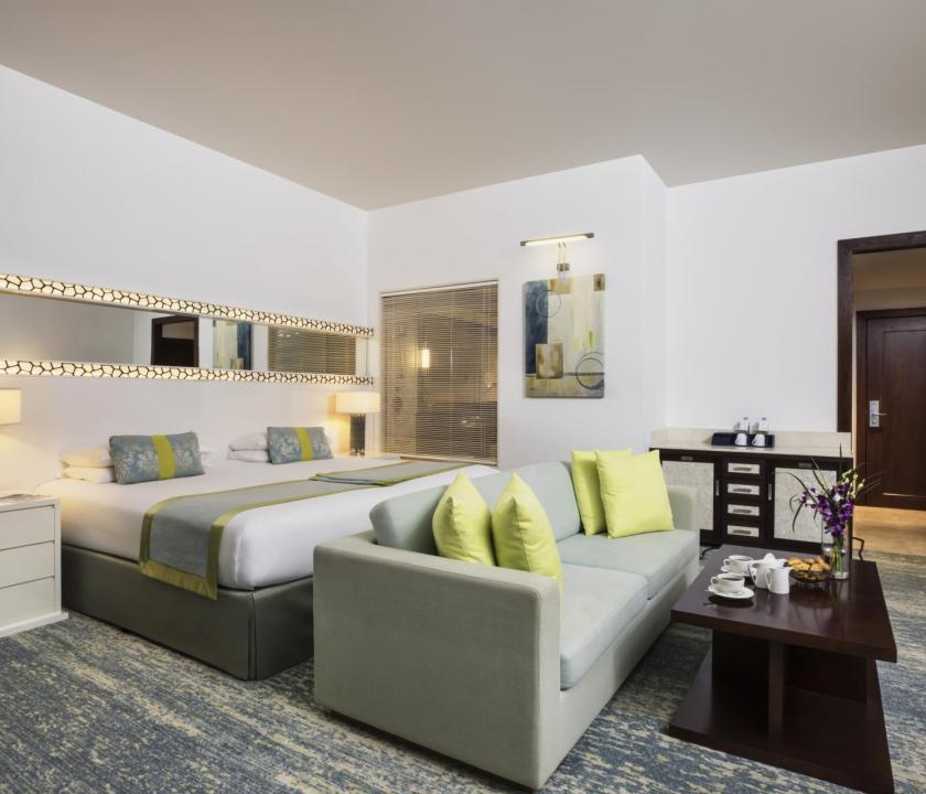 JA Ocean View Hotel / Seaview junior suite (Dubai utazások)