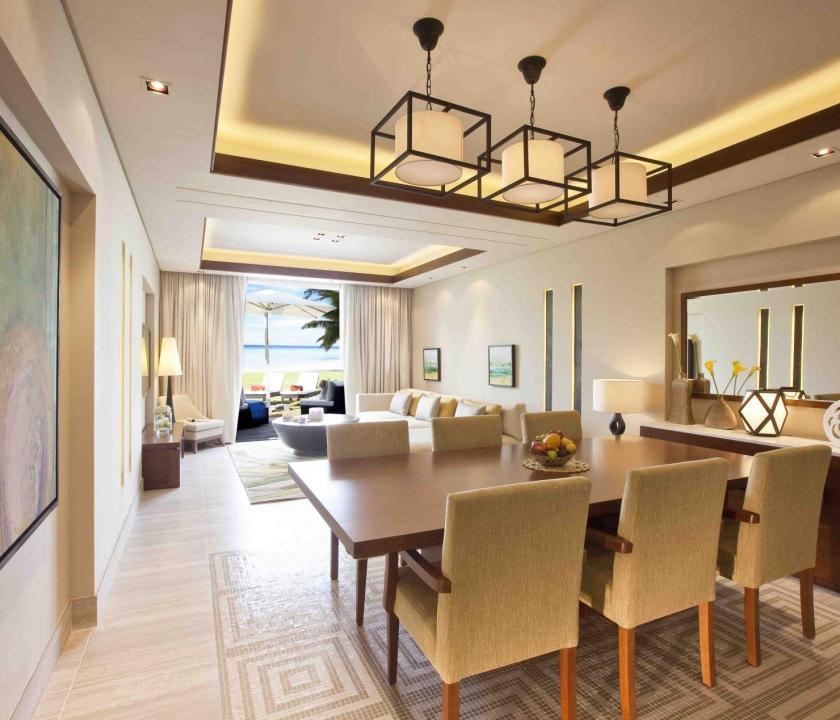 JA Palm Tree Court Hotel / Beachfront residence one bedroom suite (Dubai utazások)