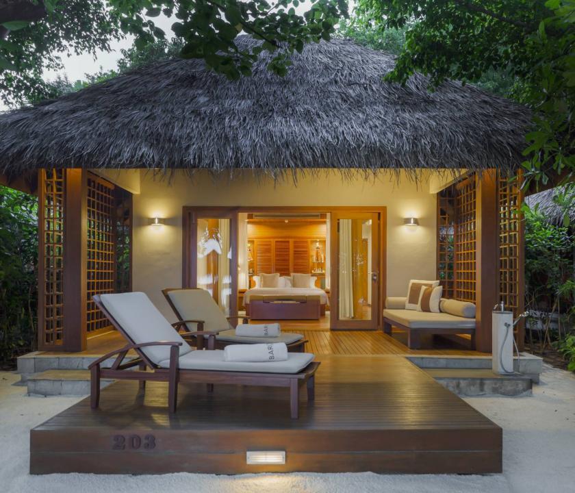 Baros Maldives / Baros Villa (Maldív-szigeteki utazások)