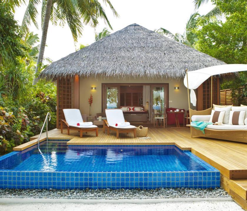 Baros Maldives / Baros Pool Villa (Maldív-szigeteki utazások)
