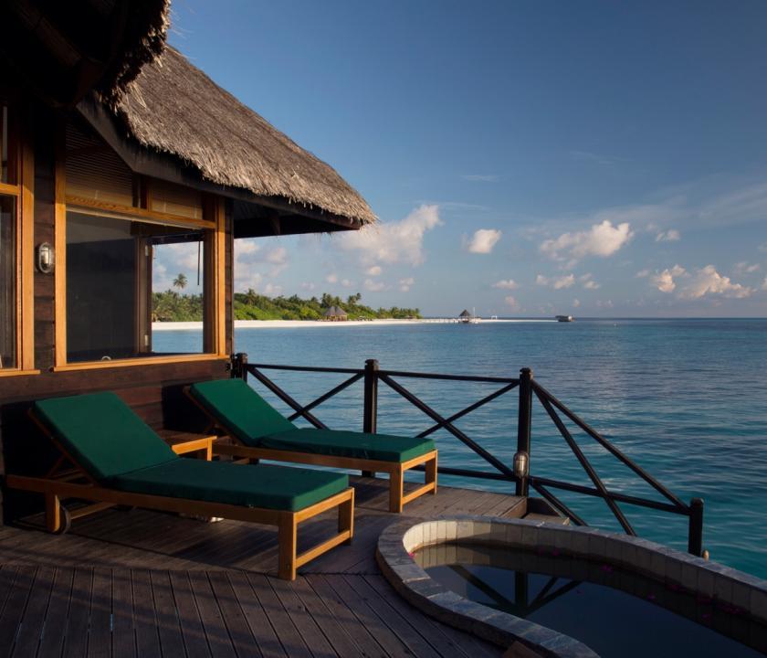 Coco Palm Dhuni Kolhu / Lagoon Villa (Maldív-szigeteki utazások)
