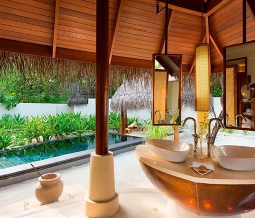Constance Halaveli Maldives / Family Beach Villa (Maldív-szigeteki utazások)